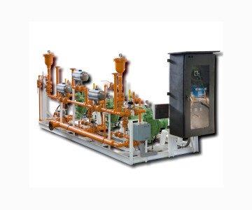 Sistema de injeção Quimica 2