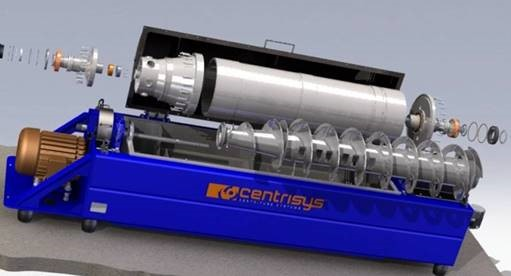 centrisys-centrifuga