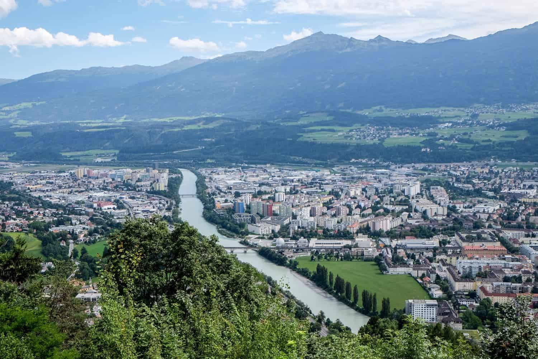 Innsbruck city