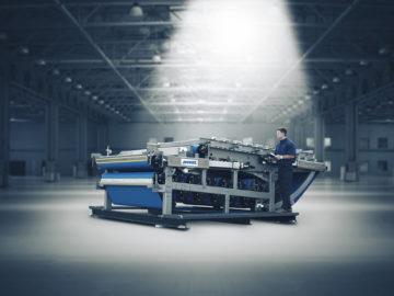 ANDRITZ belt press SMX-Q
