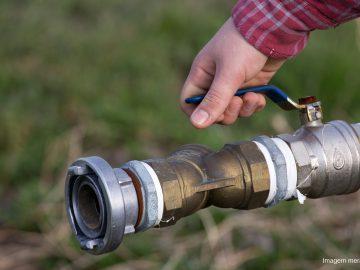 abastecimento de agua